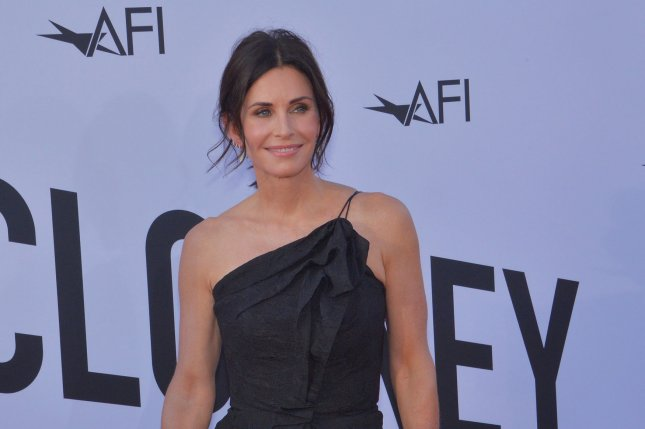 Courteney Cox will star in the Shining Vale pilot for Starz. File Photo by Jim Ruymen/UPI