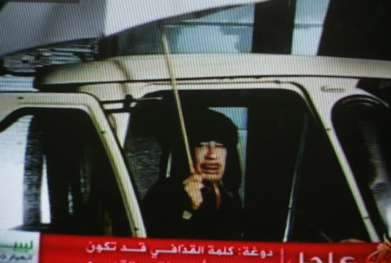 Cleric calls for fatwa against Gadhafi