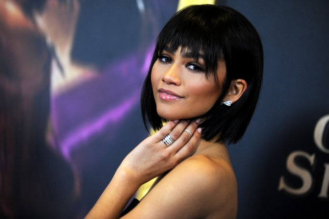 Zendaya is to star in A White Lie, a psychological thriller for TriStar. File Photo by Dennis Van Tine/UPI