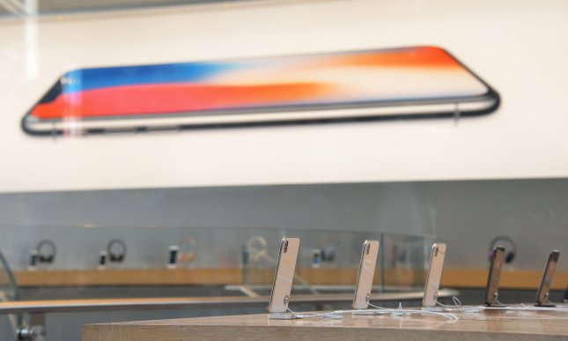 Apple's iPhone sales plummet from last quarter