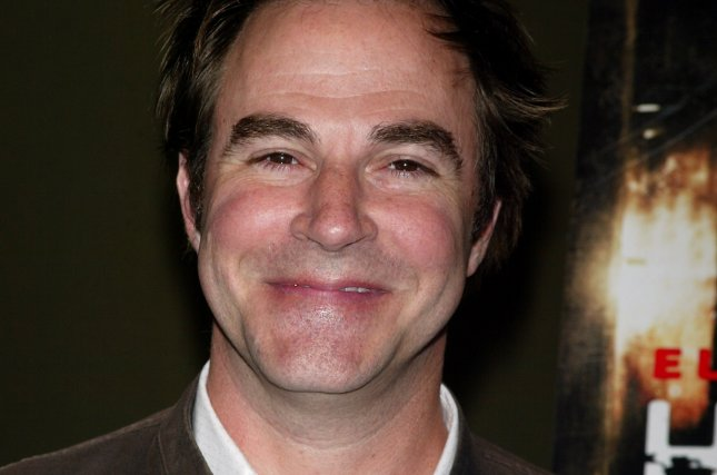Disaster! cast member Roger Bart arrives at the premiere of his new movie Hostel II in New York on June 6, 2007. File Photo by Laura Cavanaugh/UPI
