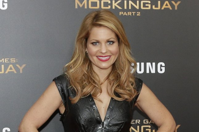 Candace Cameron Bure Shows Off Short New Hairstyle Upi Com