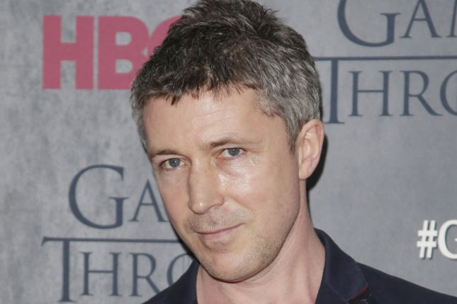 Aidan Gillen played Stuart Allen Jones in the original Queer as Folk, which aired on Channel 4 from 1999 to 2000. Peacock has ordered a new reboot of the British series. File Photo by John Angelillo/UPI