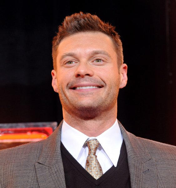 Ryan Seacrest attends the premiere of the romantic musical drama motion picture Burlesque, at Grauman's Chinese Theatre in the Hollywood section of Los Angeles on November 15, 2010. UPI/Jim Ruymen