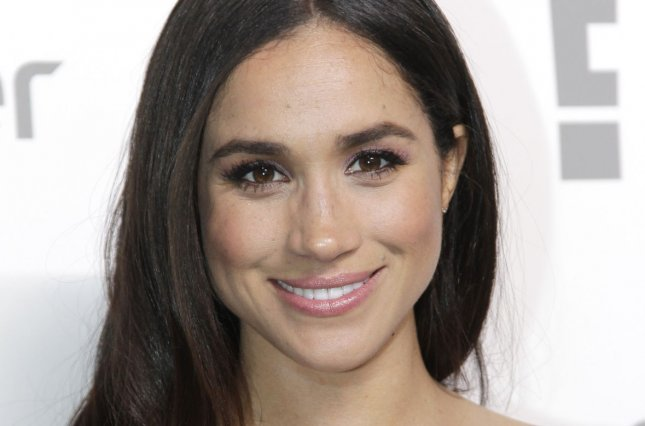 Meghan Markle attends the NBCUniversal upfront on May 14, 2015. File Photo by John Angelillo/UPI