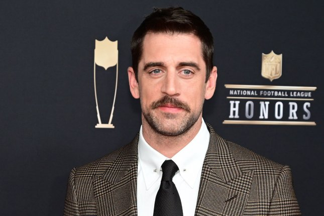 Green Bay Packers quarterback Aaron Rodgers previously hinted that he might make an appearance on HBO's Game of Thrones. File Photo by David Tulis/UPI