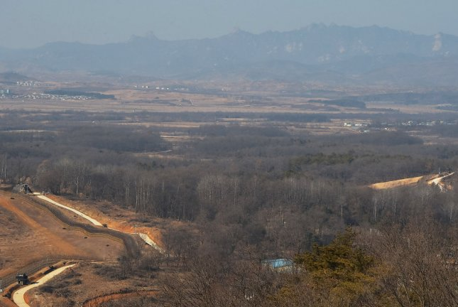 Forests and other vegetation may not be absorbing carbon dioxide quickly enough in South Korea, leading to a rise in emissions, according to Seoul National University researchers. File Photo by Keizo Mori/UPI