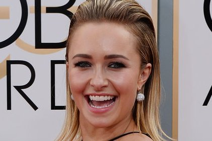 Actress Hayden Panettiere arrives for the 71st annual Golden Globe Awards at the Beverly Hilton Hotel in Beverly Hills, California on January 12, 2014. UPI/Jim Ruymen