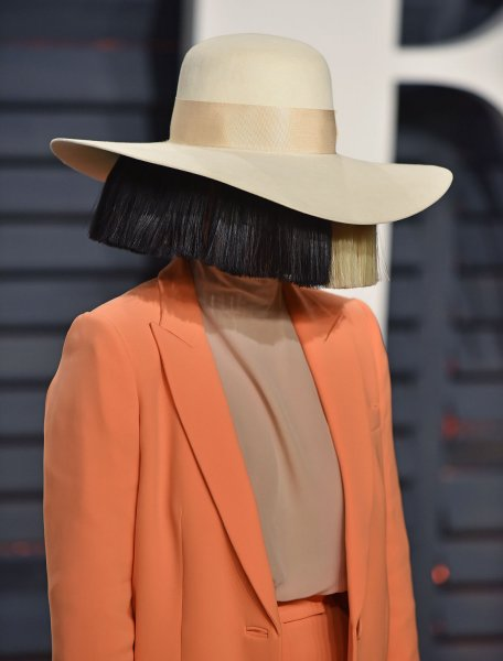 Sia's newest video for her song Free Me tells the story of an expectant mother who has been diagnosed with HIV, with all proceeds from sale of the song benefitting endHIV's efforts to produce a vaccine for HIV and AIDS. Photo by Christine Chew/UPI