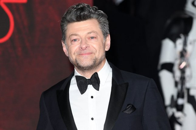 Andy Serkis' upcoming Jungle Book film has been retitled to Mowgli. File Photo by Rune Hellestad/ UPI