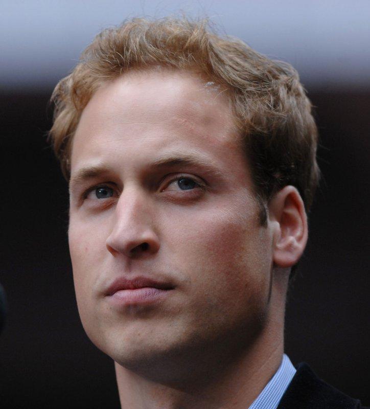 File photo of Prince William dated July 1, 2007. (UPI Photo/Rune Hellestad)