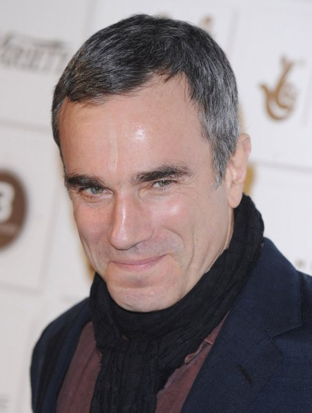 British actor Daniel Day Lewis attends The British Independent Film Awards at The Brewery in London on December 6, 2009. UPI/Rune Hellestad
