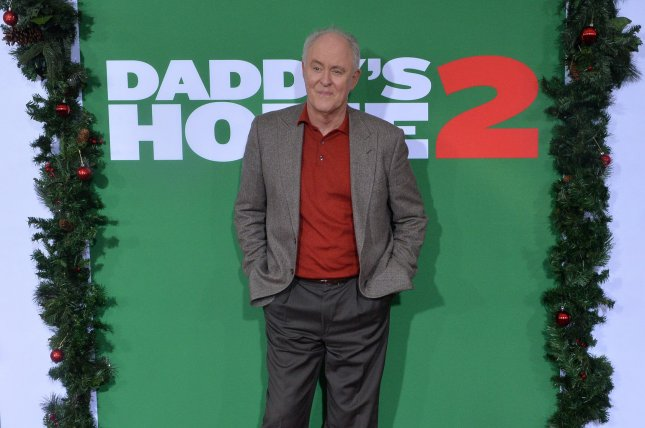 Actor John Lithgow is to co-star in HBO's new version of Perry Mason. File Photo by Jim Ruymen/UPI