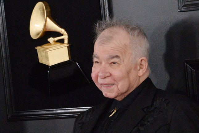 John Prine arrives for the Grammy Awards in Los Angeles on February 10, 2019. File Photo by Jim Ruymen/UPI