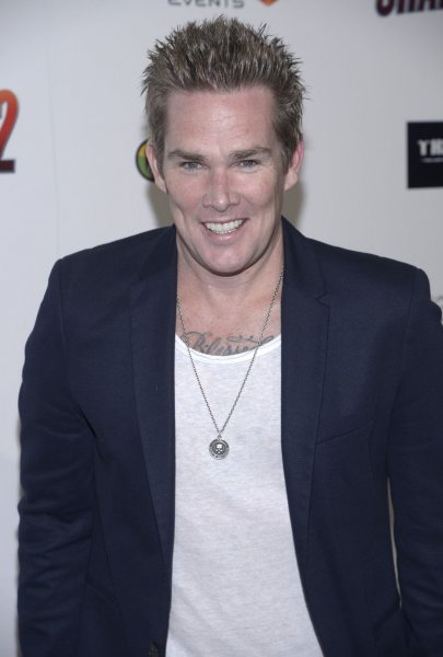 Mark McGrath was eliminated from The Masked Singer on Wednesday night. File Photo by Phil McCarten/UPI