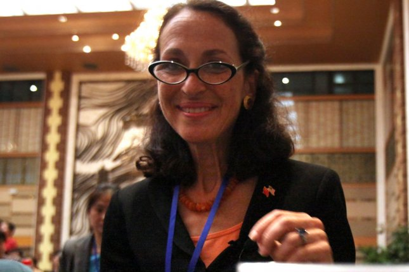 U.S. Food and Drug Administration chief Margaret Hamburg. The FDA approve high-intensity sweetener advantame. UPI/Stephen Shaver