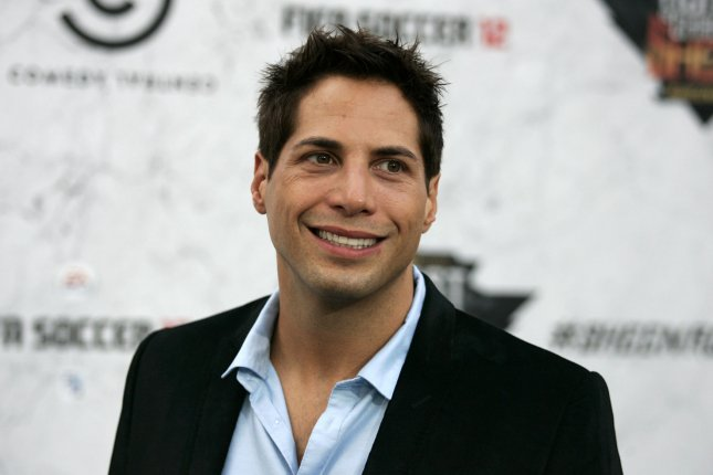 Joe Francis, Girls Gone Wild founder, arrives at the taping of the Comedy Central Roast of Charlie Sheen, at Sony Pictures Studios in Culver City, California on September 10, 2011. UPI/Jonathan Alcorn