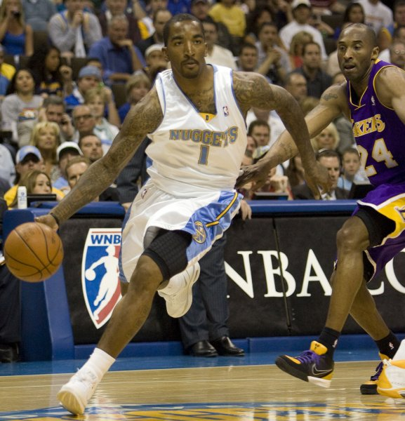 Nuggets' J.R. Smith Gets 30 Days For Crash