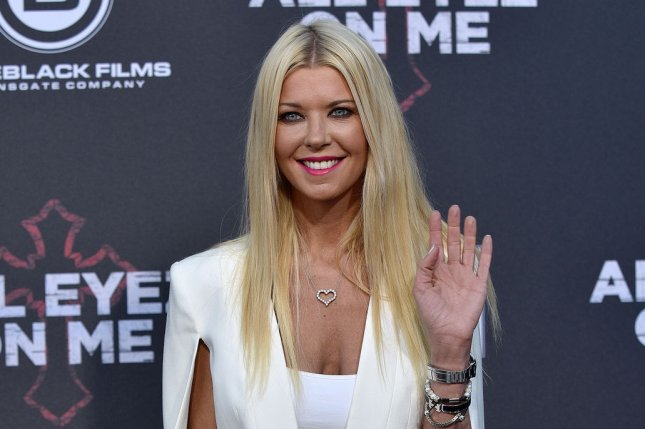 Tara Reid arrives for the premiere of All Eyez on Me in Los Angeles on June 14. File Photo by Christine Chew/UPI