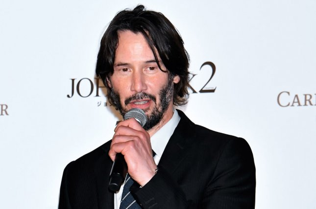 Keanu Reeves and Alex Winter reunite for