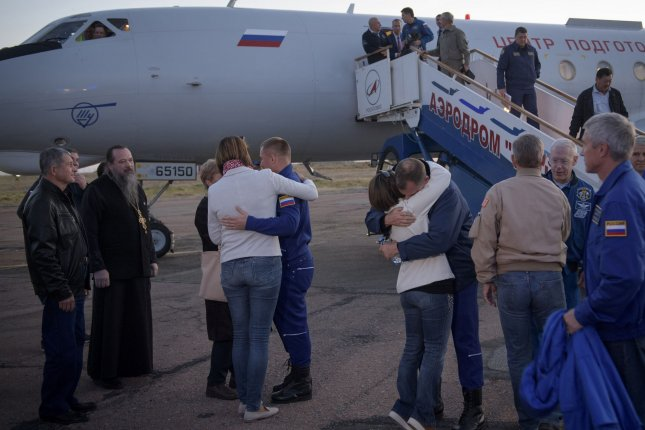 Soyuz rocket carrying astronauts forced into emergency landing after malfunction