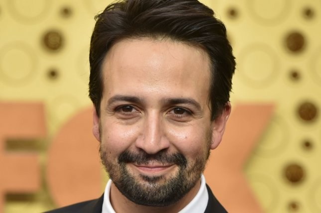Lin-Manuel Miranda's movie musical, In the Heights, will have its world premiere at the Tribeca Film Festival on June 9. File Photo by Christine Chew/UPI