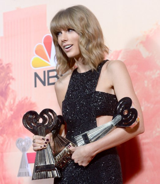 Both Taylor Swift and Kanye West have shared their willingness to work together this year. Will anything come of it? Photo by Jim Ruymen/UPI