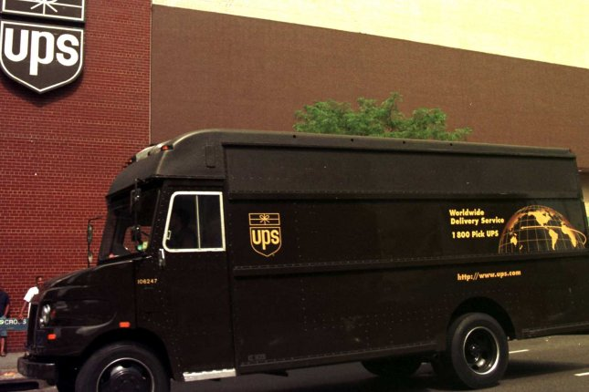 UPS announced Monday that it will begin Saturday service in more than a dozen U.S. cities this month, including Chicago, Pittsburgh and Denver -- a plan that will ultimately offer weekend service in nearly 6,000 cities and towns in 2018. File Photo by Ezio Petersen/UPI
