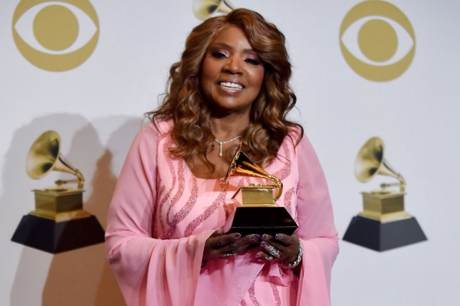 Gloria Gaynor will take the stage during the Time Square Alliance's Heroes of 2020 New Year's Eve celebration. File Photo by Christine Chew/UPI