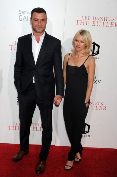 Liev Schreiber and Naomi Watts arrive on the red carpet at Lee Daniels' 'The Butler' New York premiere, hosted by TWC, DeLeon Tequila and Samsung Galaxy at the Ziegfeld Theater in New York City on August 5, 2013. UPI/Dennis Van Tine