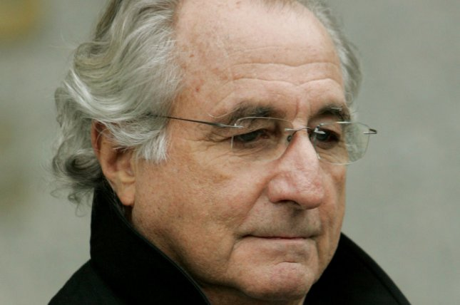 Bernard Madoff operated the largest Ponzi scheme in U.S. history before it collapsed in 2008. (UPI Photo/Monika Graff)