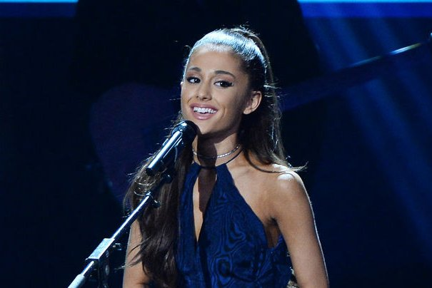 Ariana Grande will star on new Fox series 'Scream Queens.' File photo by Jim Ruymen/UPI
