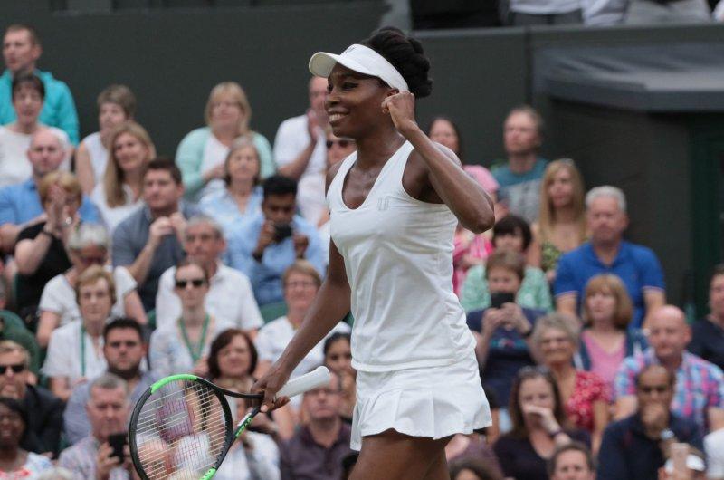 Garbine Muguruza thrashes Magdalena Rybarikova to reach Wimbledon final