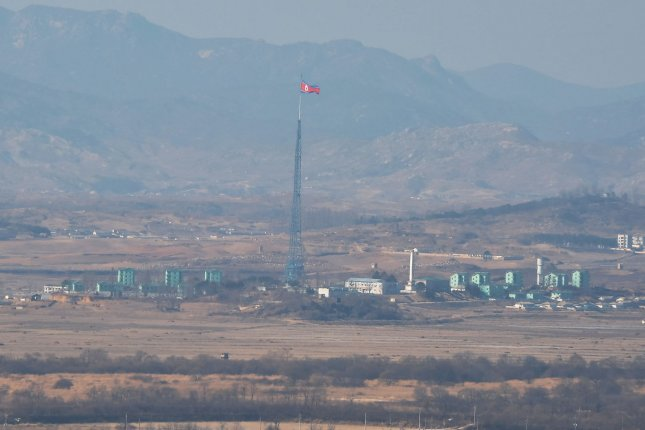 South Korea's new economic policies include proposals for inter-Korea projects that have been turned down by the North. Seoul's cluster of New Deal policies are not new, Pyongyang's state media said Wednesday. File Photo by Keizo Mori/UPI