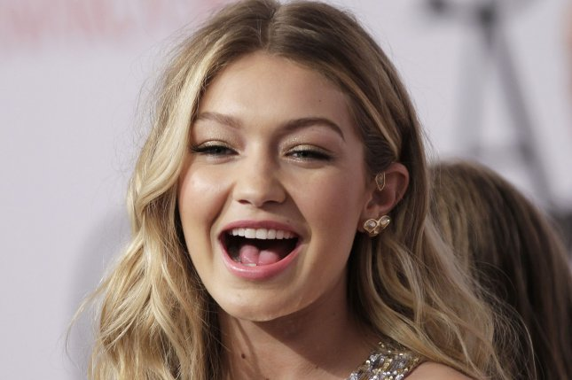 Gigi Hadid at the CFDA Fashion Awards on June 1. The model reportedly listed her apartment last week after her alleged stalker was able to break in. File photo by John Angelillo/UPI