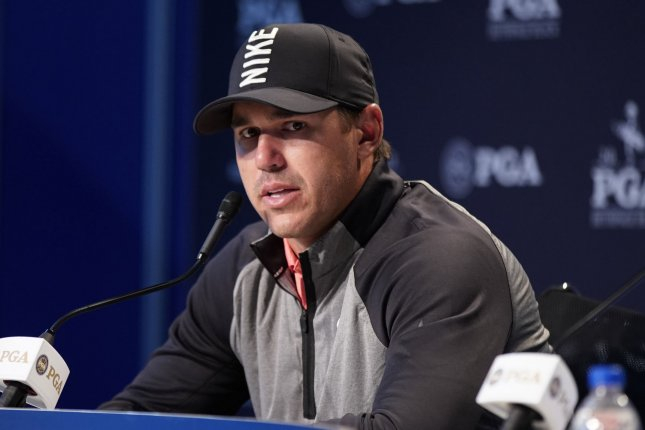 Brooks Koepka is one of the favorites to win the 2019 PGA Championship, which begins on Thursday at the Bethpage Black Course in Old Bethpage, N.Y. Photo by John Angelillo/UPI
