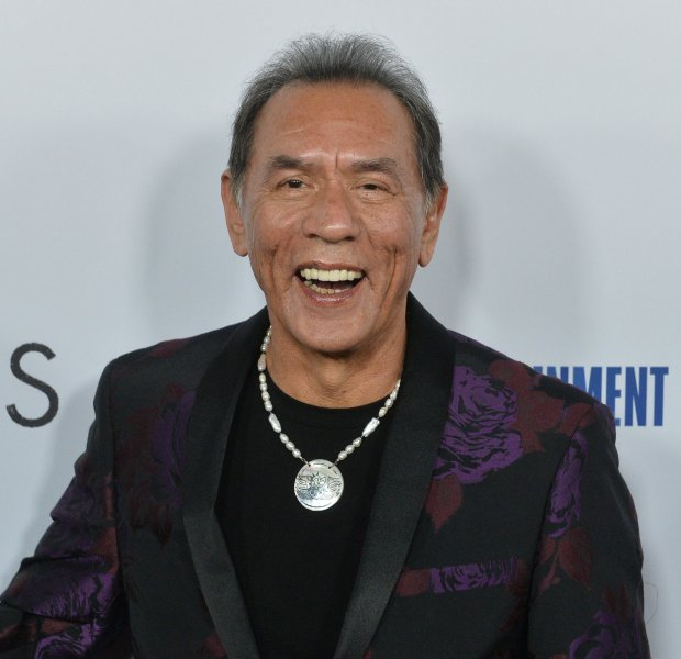 Actor and activist Wes Studi will become the first Native American Oscar winner at the Governors Awards ceremony in Los Angeles on Sunday. File Photo by Jim Ruymen/UPI