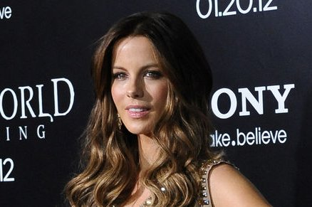 British actress Kate Beckinsale, a cast member in the motion picture fantasy horror Underworld Awakening arrives for the premiere of the film at Grauman's Chinese Theatre in the Hollywood section of Los Angeles on January 19, 2012. UPI/Jim Ruymen