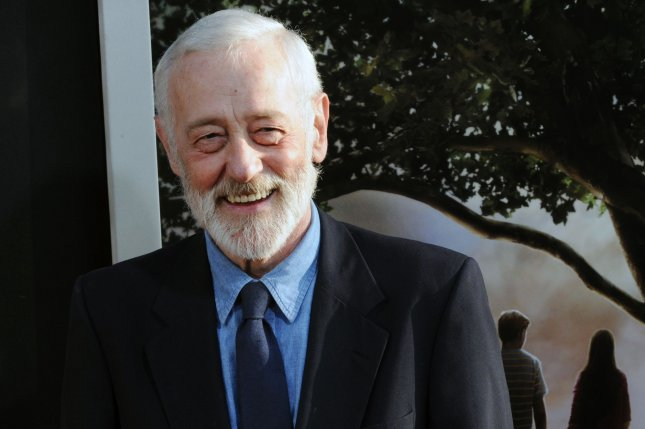 Kelsey Grammer tweeted Wednesday about his co-star John Mahoney, who died earlier this week at the age of 77. File Photo by Jim Ruymen/UPI