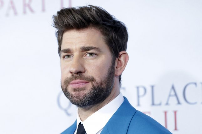 John Krasinski is set to co-host SNL on Jan. 30. File Photo by John Angelillo/UPI