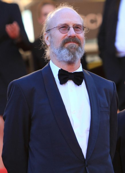 William Hurt arrives on the red-carpeted steps of the Palais des Festivals before the screening of the film Killing Them Softly during the 65th annual Cannes International Film Festival in Cannes, France on May 22, 2012. UPI/David Silpa