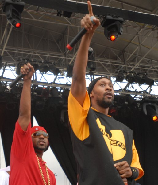 Wu-Tang Clan will release 'A Better Tomorrow' on December 2, 2014. (UPI/Alexis C. Glenn)