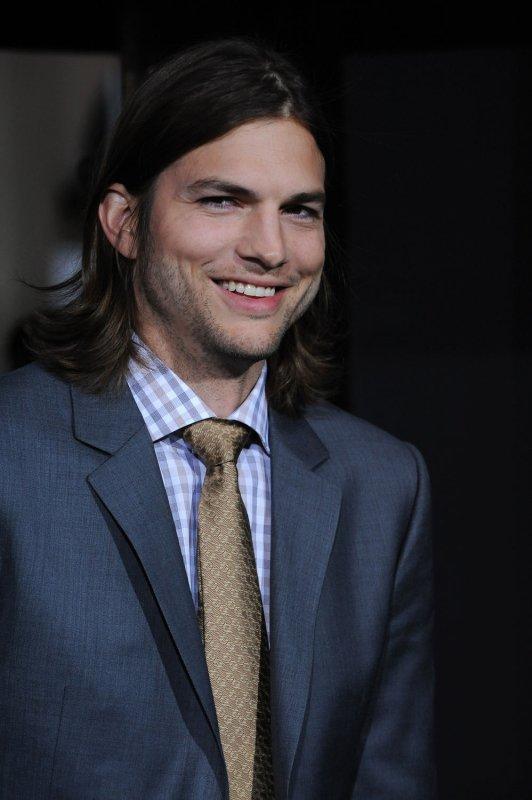 Ashton Kutcher says parenthood is 'unbelievable.' (UPI/Jim Ruymen)
