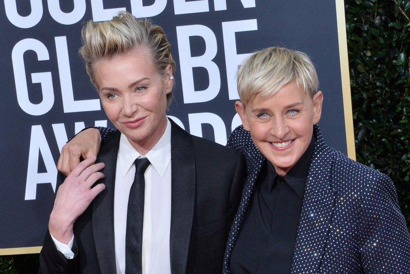 Ellen DeGeneres says she had 'weed drinks,' then had to rush Portia de Rossi to ER