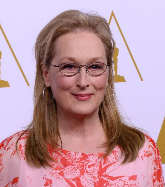 Actress Meryl Streep attends the 86th annual Academy Awards nominees luncheon in Beverly Hills, California on February 10, 2014. UPI/Jim Ruymen