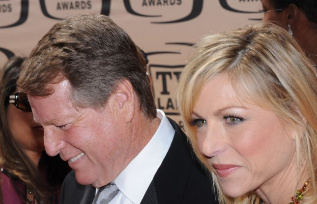 Actor Ryan O'Neal and his daughter, actress Tatum O'Neal attend the 8th annual TV Land Awards at Sony Studios in Culver City, California on April 17, 2010. UPI/Jim Ruymen