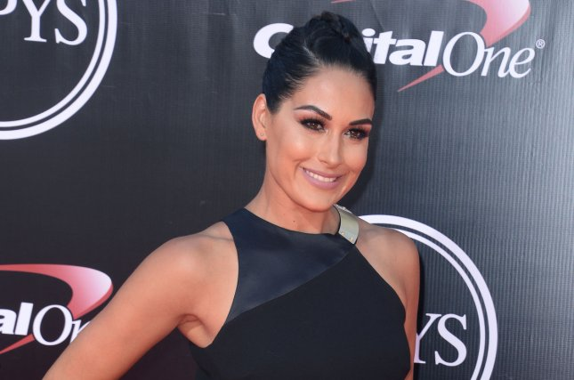 WWE Superstar Brie Bella will be releasing her own reality series Total Mommy on YouTube. File Photo by Jim Ruymen/UPI