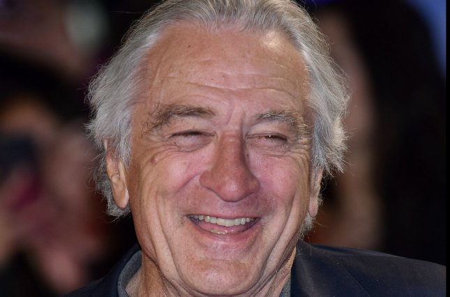 Robert De Niro stars in The Irishman, one of many films Netflix has acquired. File Photo by Chris Chew/UPI