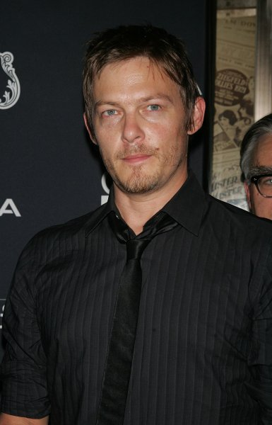Norman Reedus arrives for the Gen Art Film Festival Opening Night premiere of HappyThankYouMorePlease at the Ziegfeld Theatre in New York on April 7, 2010. UPI /Laura Cavanaugh