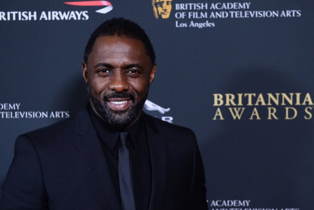 Actor Idris Elba attends the BAFTA LA Britannia Awards at the Beverly Hilton Hotel in Beverly Hills, California on November 9, 2013. Proceeds from the gala support education, scholarship, community outreach and archival projects. UPI/Jim Ruymen